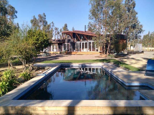 Casa en Valle del Estero, Catapilco