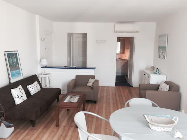 Appartement en plein centre de Saint Tropez - Saint-Tropez - Lägenhet