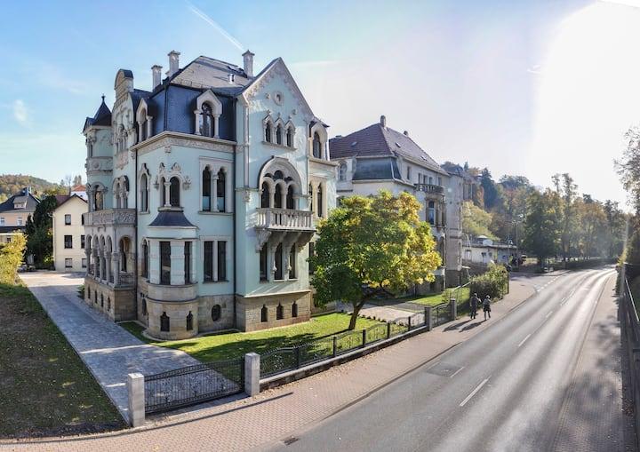 Villa Kleine Wartburg de luxe Zimmer