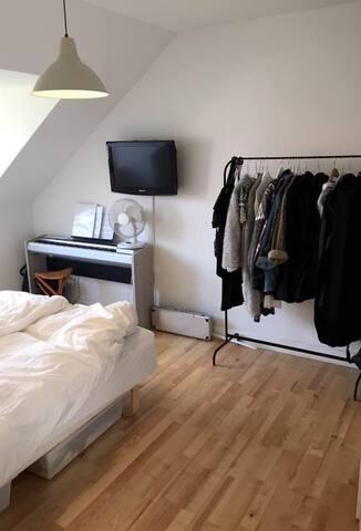 Private room close to Aarhus University