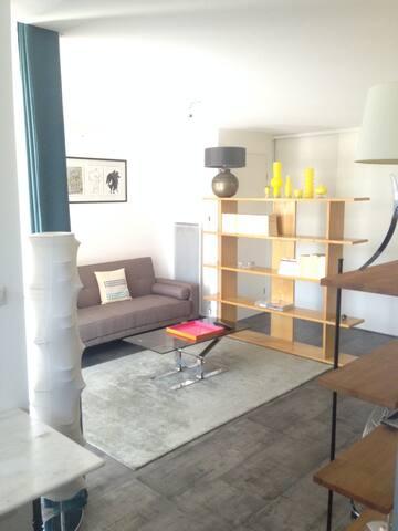 Beau 2 pièces, idéal pour Airbus et tourisme - Toulouse - Apartment