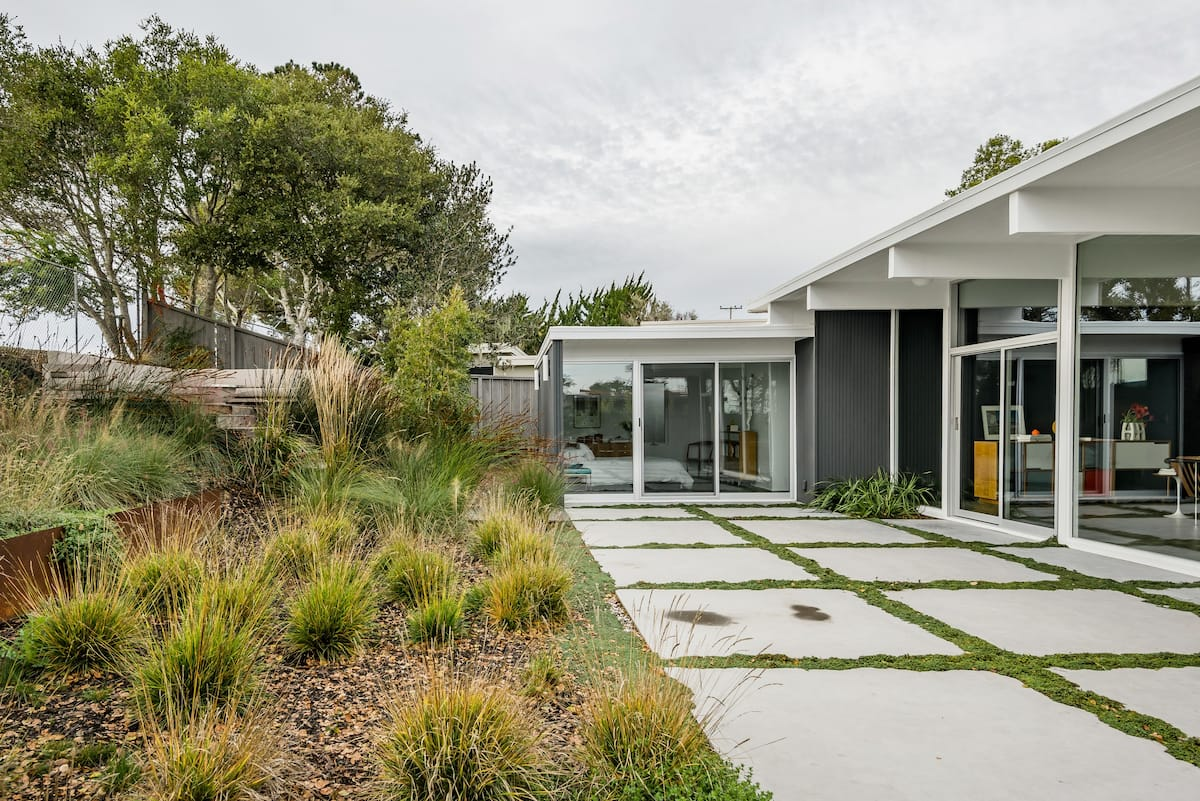 Clean, Bright, Design Tract Housing by Famous Architect