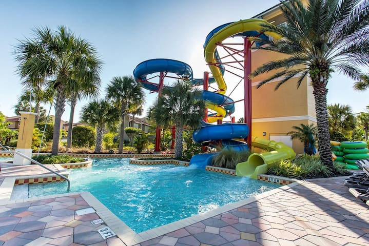 Two Bedroom Condo at Fantasy World Resort, Kissimmee (A464)