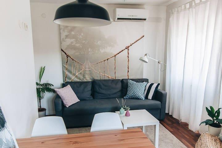 Charming apartment  Luna