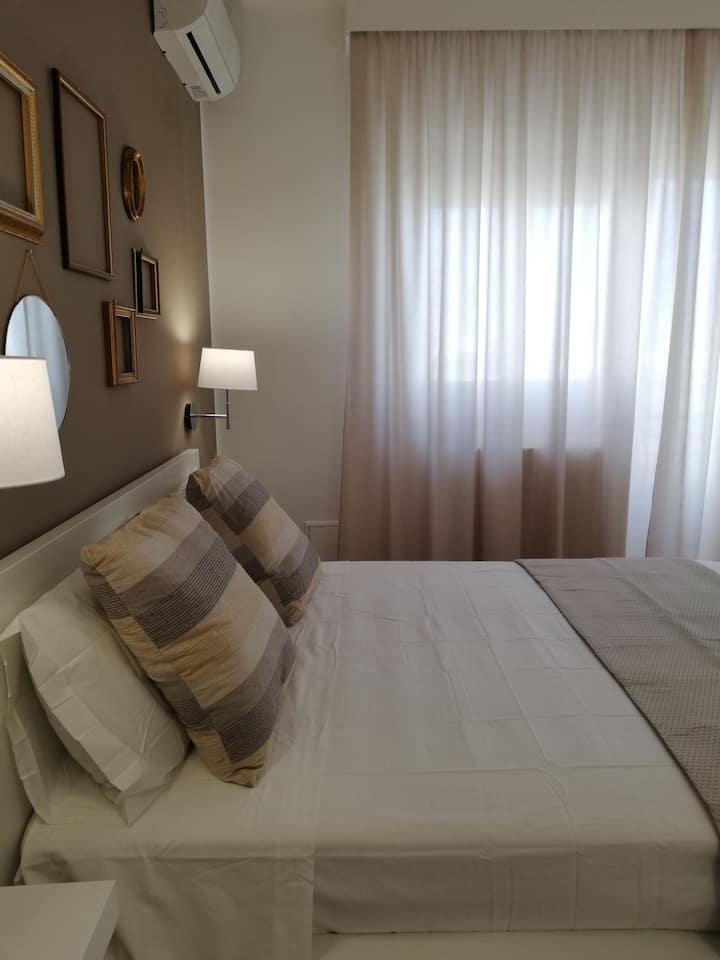 Camera Matrimoniale Fuoco in Ostuni Crispi House