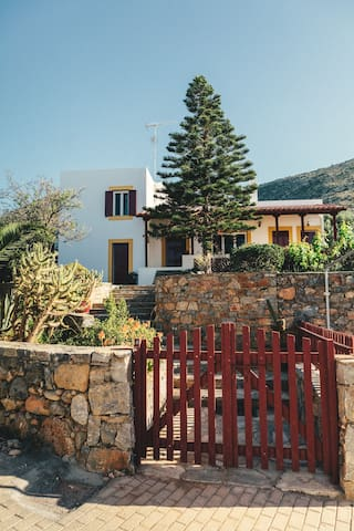 family villa Melivia - Koutouloufari - Villa