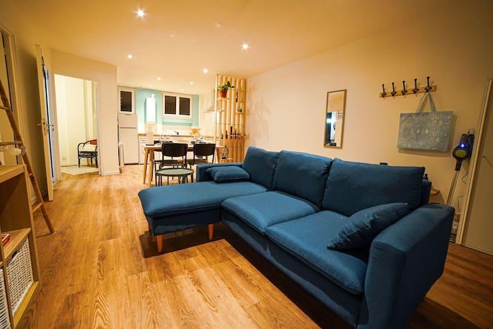 F3 Magnifique appartement refait à neuf et équipé