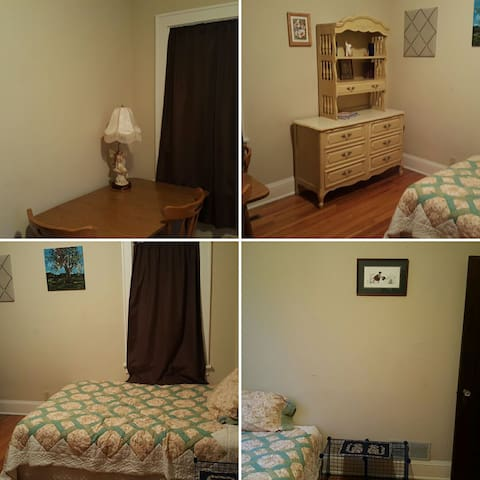 Charming room for rent in Como Park - Saint Paul - Hus