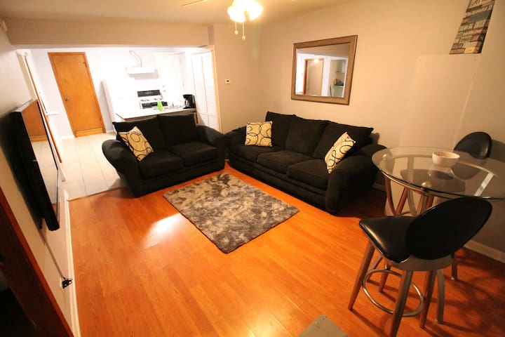 Spacious Little Italy 2BR With Off Street Parking