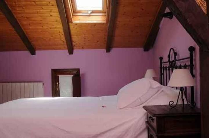 Casa Rural Bekoabadene - Habitación Doble Superior