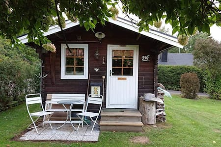 Charming little cottage 40 min drive from Göteborg