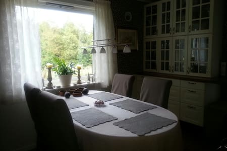 """Moms"" bed and breakfast - Stokke - Wikt i opierunek"