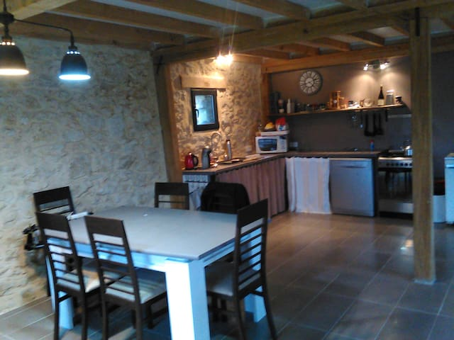 Maison de Campagne - Villeneuve-sur-Lot - Hus
