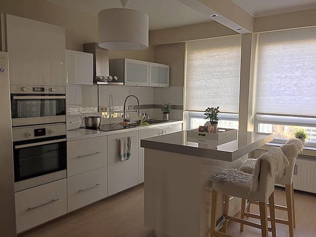 APPARTMENT NEAR EXPO-ATOMIUM&CENTER-STADIUM - Jette - Apartemen