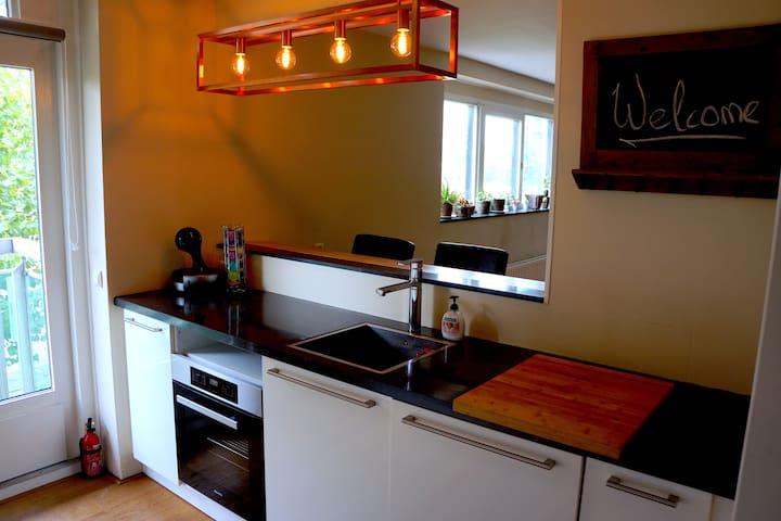 Luxurious Apartment in Beautiful Kralingen