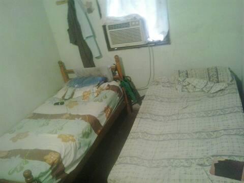 Habitacion para 2 personas en cariaco