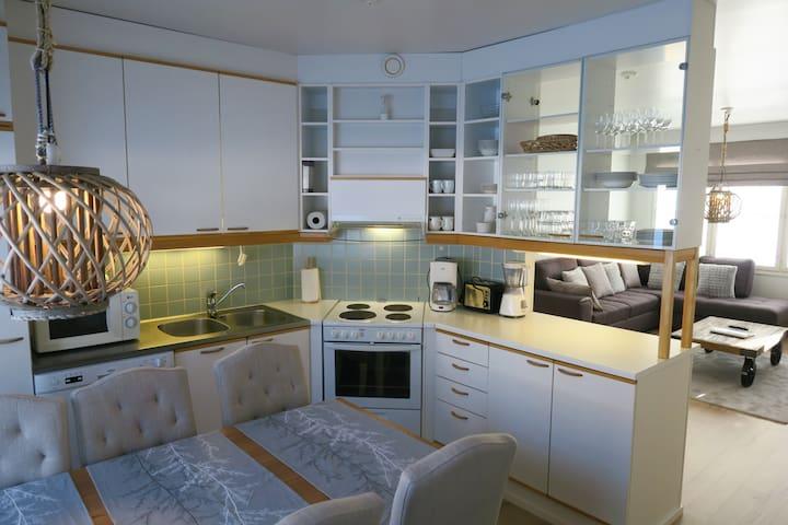 Apartments Huili,aktiiviselle matkailijalle