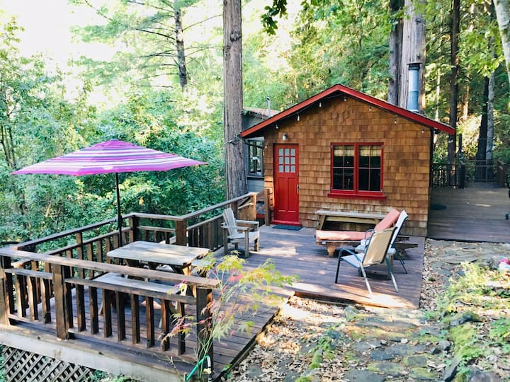 Russian River Treehouse