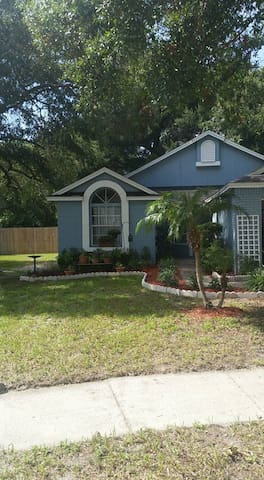 Relax in a clean home on cul desac - Lake Mary - House