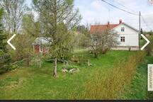 Cozy village house in Finland, 90km from Helsinki