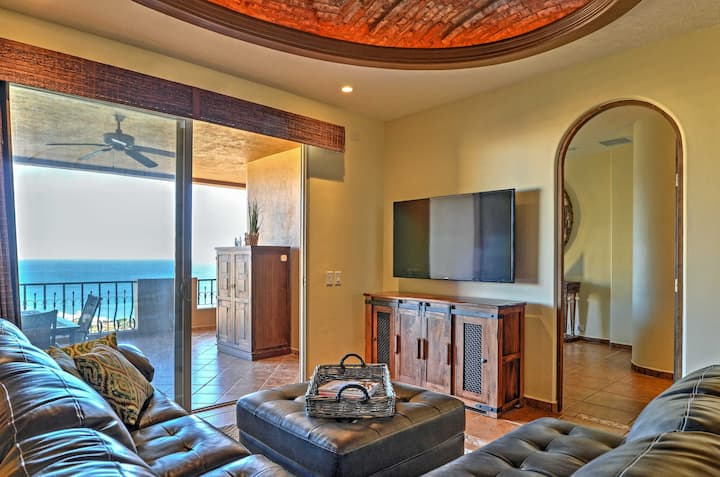 Oceanfront Puerto Peñasco Villa in Luxury Resort!