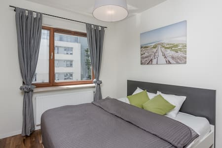 Chill Apartments Mokotow Center