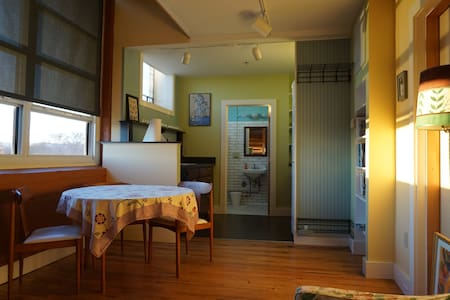Easthampton Loft Apt/5 Minutes from Northampton - Easthampton - Appartement