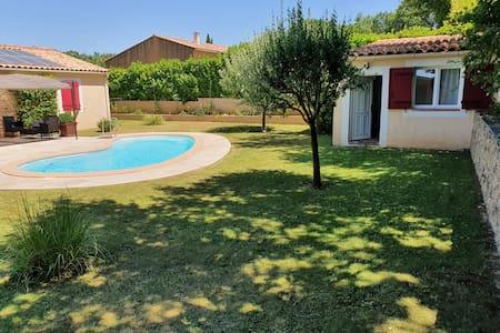 Un espace de tranquillité au cœur de la Provence