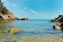 5 MIN. WALK TO THE BEACH AT THE COSTA BRAVA