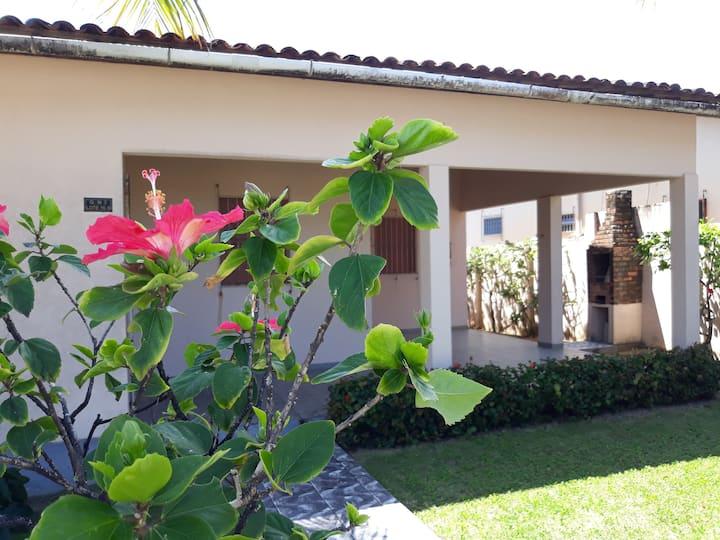 Casa frente Mar para Família / 07 Pessoas!!!