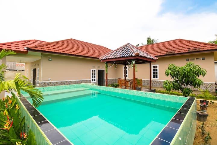 Lotus Villa Palembang