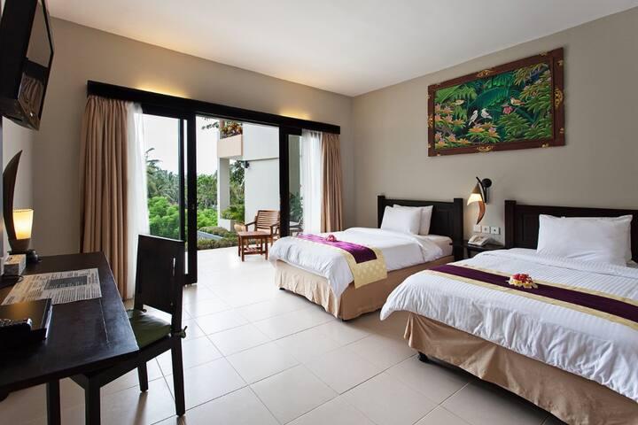 Calm twin room in Lombok - Batu Layar - Byt