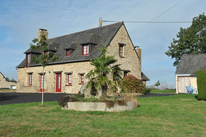 Longère Normande - Buais - Dom