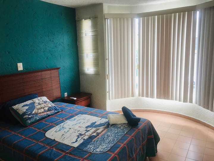 Habitación Cerca del Mar 1 (habitación privada)