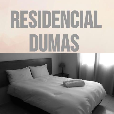 Residencial Dumas.. Aqui garantimos o seu descans