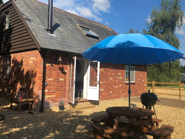 The Hayloft - Peace and comfort in the New Forest