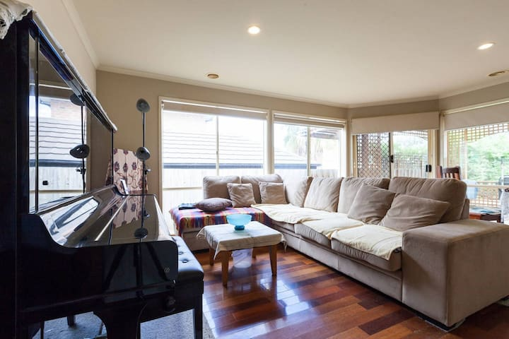 cleaning and comfortable - Oakleigh South - Hus