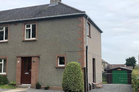 Dallaire House - cosy Scottish family home