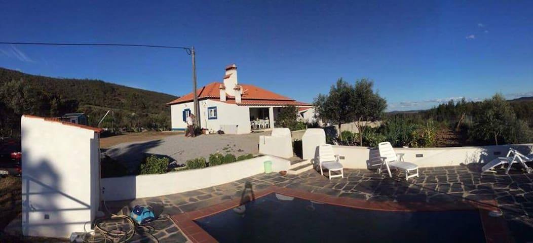 Quinta da Morgana - Alto Alentejo - Portalegre - Huis