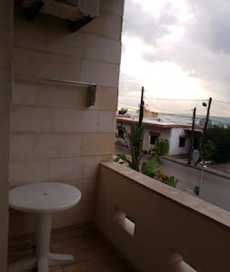 24 meters away from the sea, Seaside View - Room 1