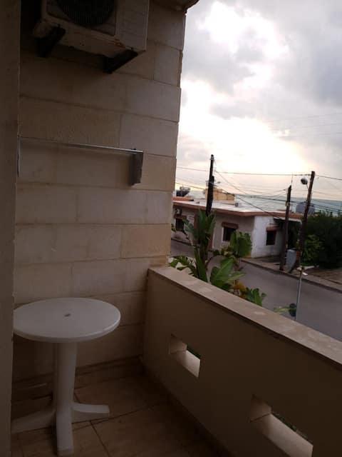 24 meters away from the sea, Seaside View - Room 1