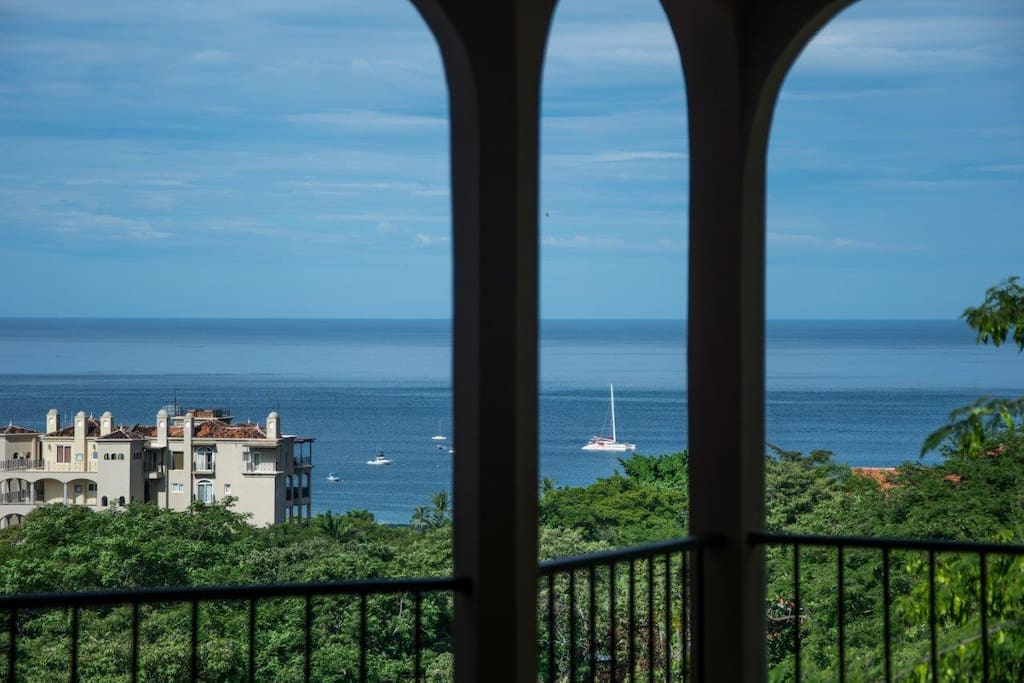 A million dollar Oceanview from your balcony