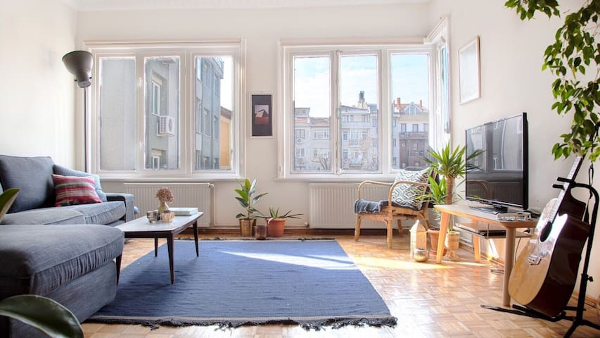 Lovely apartment with great view