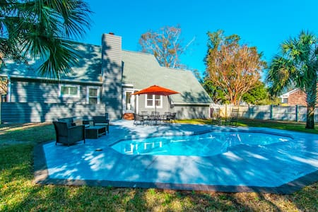 Coastal Family Getaway, Heated Pool