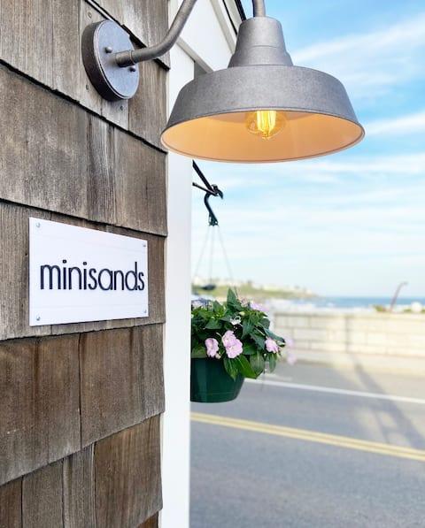 minisands: the best little spot on Long Sands