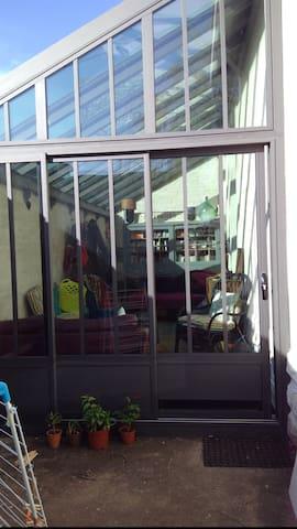 charmante maison avec veranda