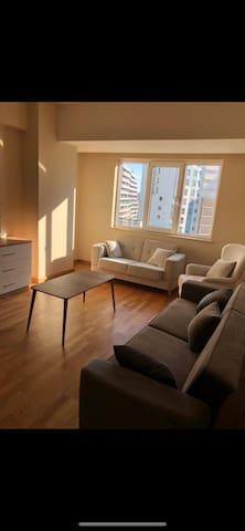 Boraim's Apartment