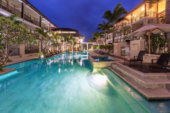 Gorgeous Studio Apartment in coastal resort