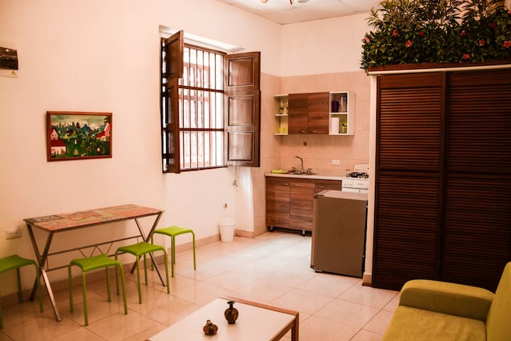 Comfy home in the Walled City! - Cartagena