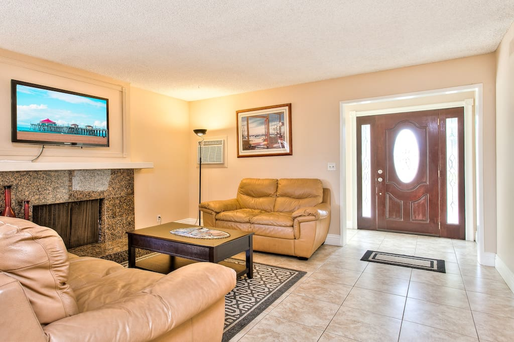Huntington Beach family friendly vacation rental